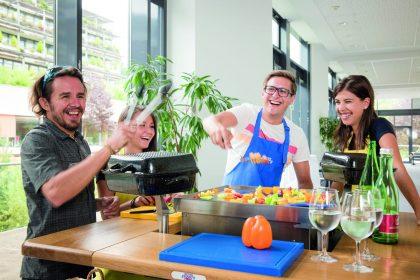 FUNCO Fun Cooking Challenge in Wien