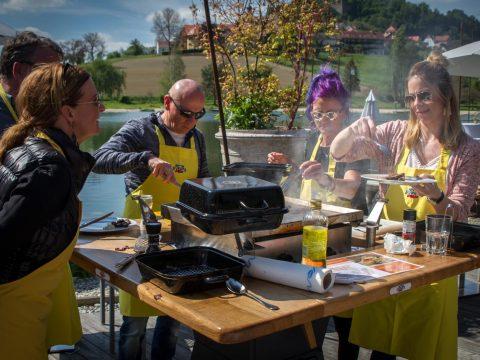 Grillen mit Kollegen - RETTER EVENTS