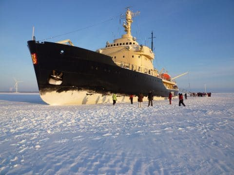 Lappland - Icebreaker Trip with RETTER EVENTS