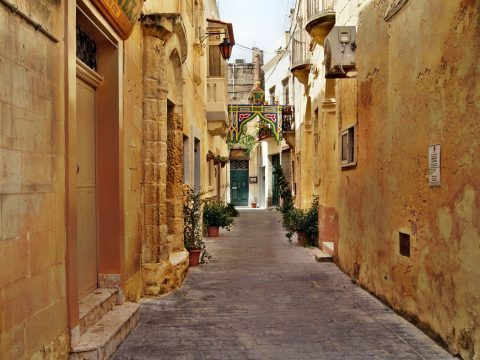 Streets of Valletta - RETTER EVENTS