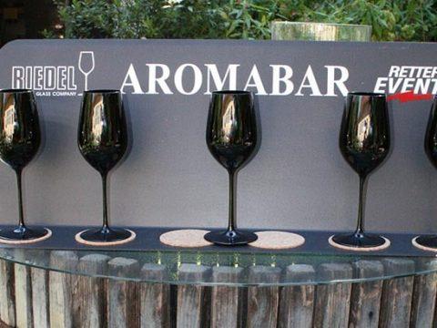 RETTER EVENTS Aroma Bar bei der Winzer Rallye