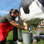 Cow milking with RETTER EVENTS