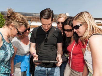 iPad Rallye durch die Stadt mit RETTER EVENTS