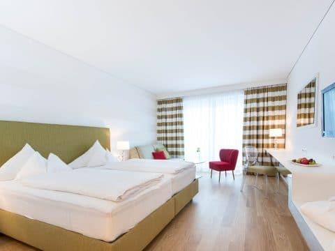 Werzer's Hotel Resort Zimmer für RETTER EVENTS