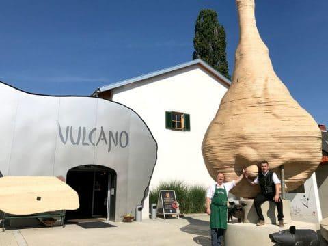 Schinkenwelt Vulcano im Vulkanland