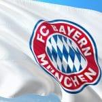 Fahne FC Bayern