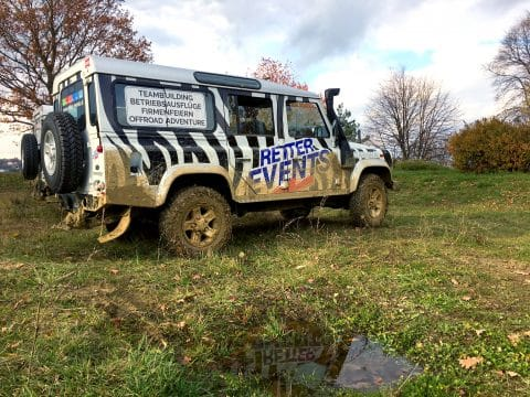 Land Rover Experience RETTER EVENTS