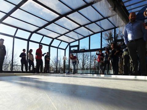 Eisstockbahn von RETTER EVENTS