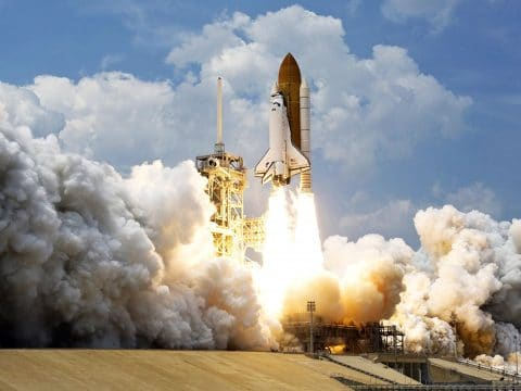 Raketenstart mit RETTER EVENTS