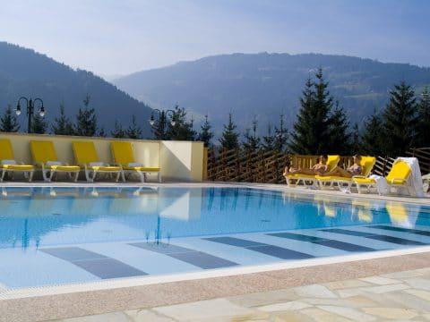 Hotel Moselebauer Swimmingpool