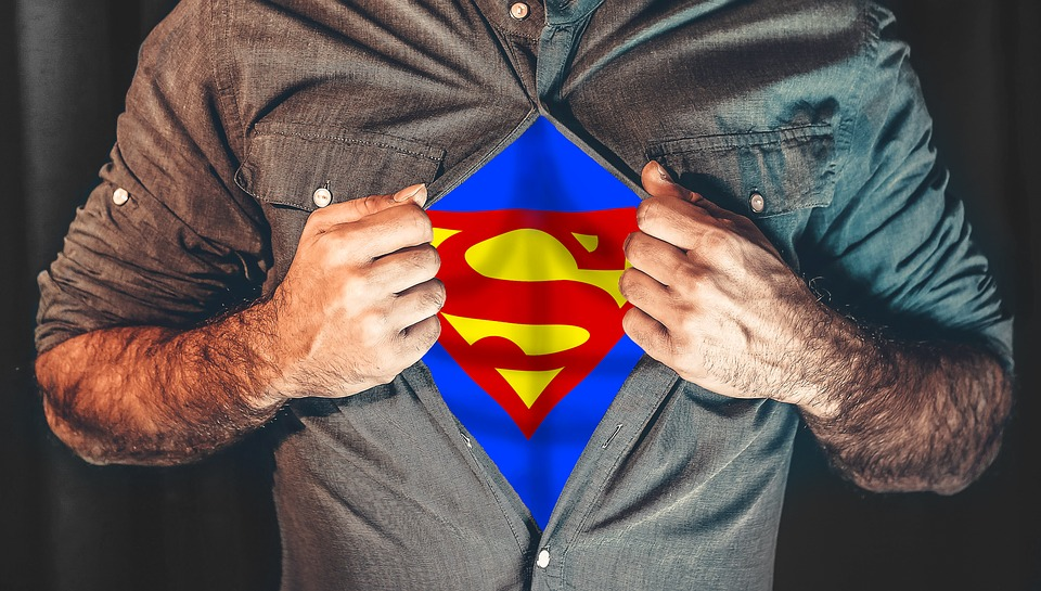 Superheros von RETTER EVENTS