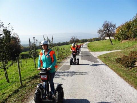 Segway Tour durch Pöllau