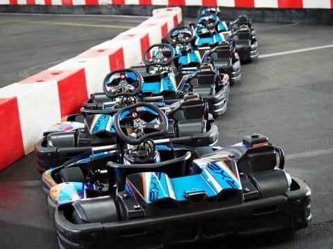 Kart Fahrzeuge von RETTER EVENTS