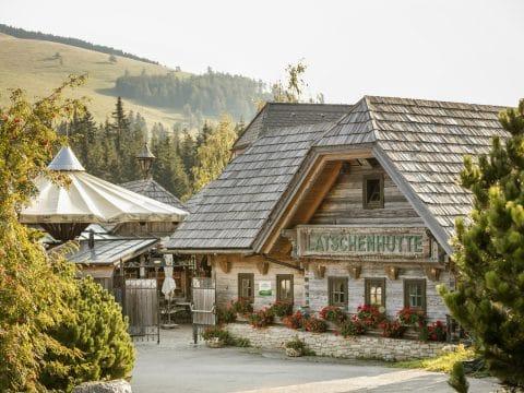 Latschenhütte Teichalm
