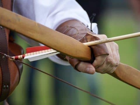 Bogen schießen bei RETTER EVENTS