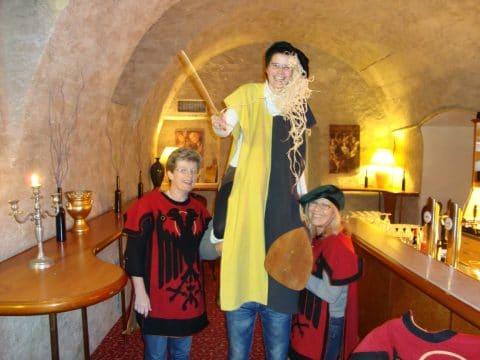 Ritter sein mit RETTER EVENTS
