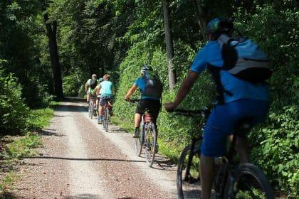 Radweg - Team Bike Tour