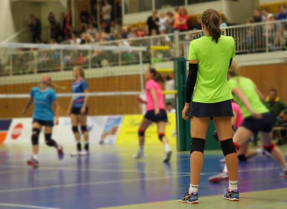 Sportteam mit RETTER EVENTS