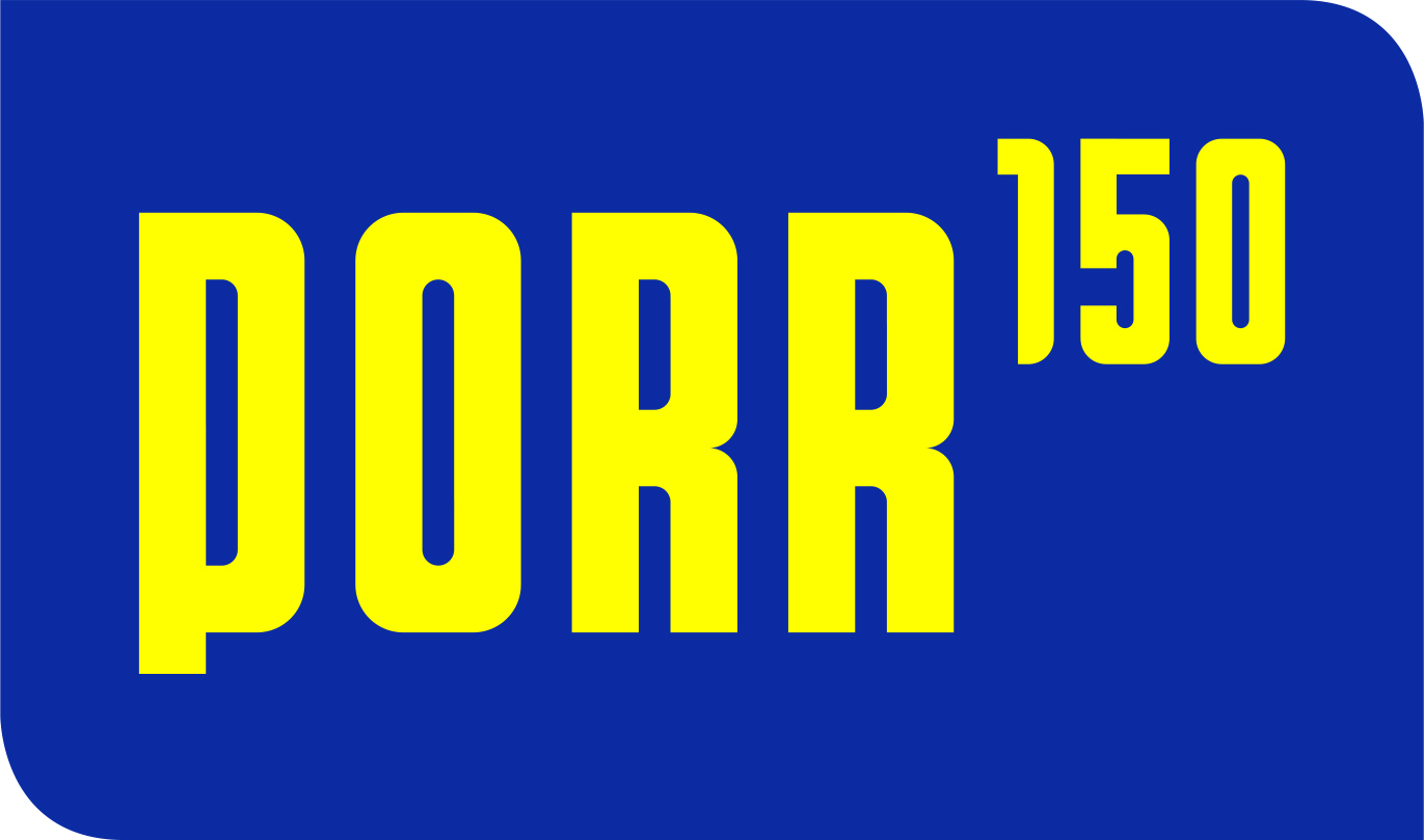 Logo Porr für RETTER EVENTS