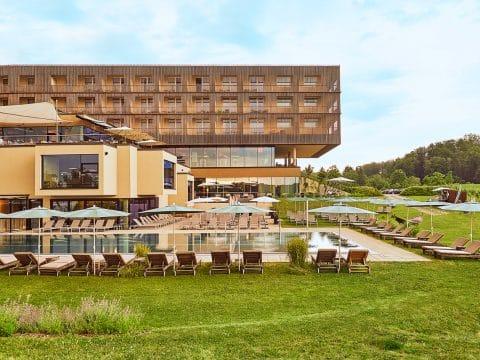 Loisium Südsteiermark Aussenansicht für RETTER EVENTS