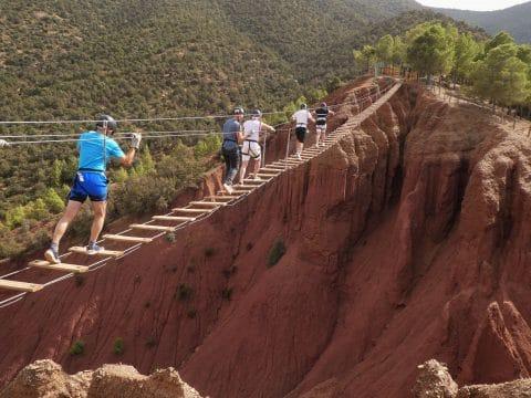 Incentive Trip Marokko: Actionpark mit RETTER EVENTS