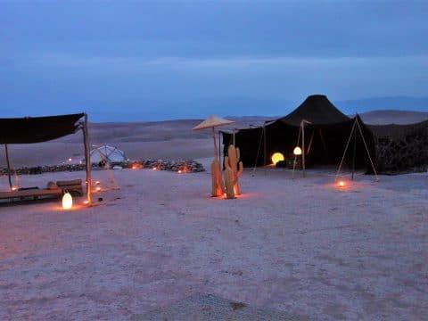Incentive Trip Marokko: Übernachtung im Berberzelt mit RETTER EVENTS