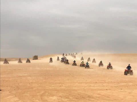 Incentive Trip Marokko: Wüsten-Quad Tour mit RETTER EVENTS