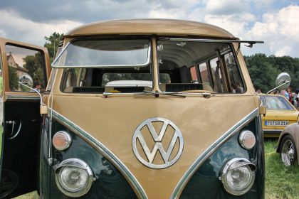VW Bulli - Hippie Tour mit RETTER EVENTS