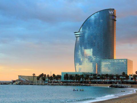 Strand von Barcelona - RETTER EVENTS bringt Sie dort hin
