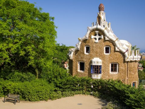 Park Guell in Barcelona mit RETTER EVENTS erkunden