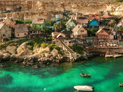 Experience Popeye Village with RETTER EVENTS