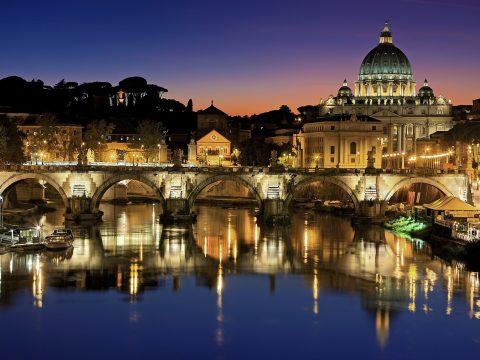 Rom bei Nacht - RETTER EVENTS bringt Sie hin