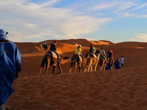 Wüstenerlebnis in Marokko mit RETTER EVENTS
