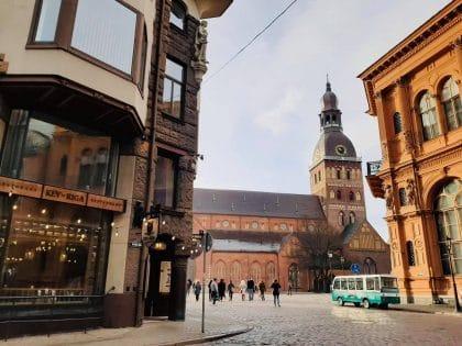 Erkundungstour durch Riga mit RETTER EVENTS