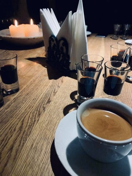 Coffee and Black Balsam_RETTER EVENTS