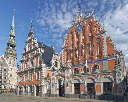 Schwarzhäupterhaus Riga mit RETTER EVENTS besichtigen - Pixabay
