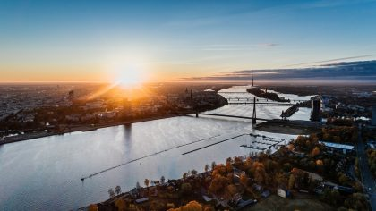 Riga Sundowner with RETTER EVENTS