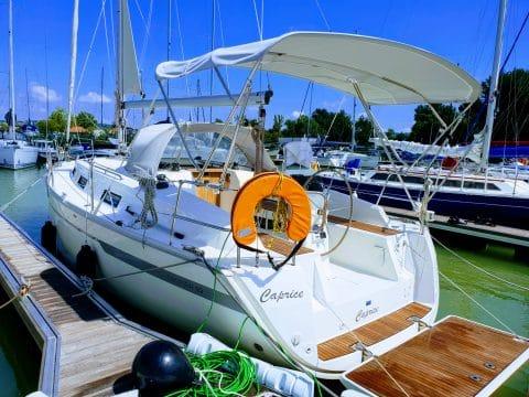Sailing Yacht Balaton - RETTER EVENTS