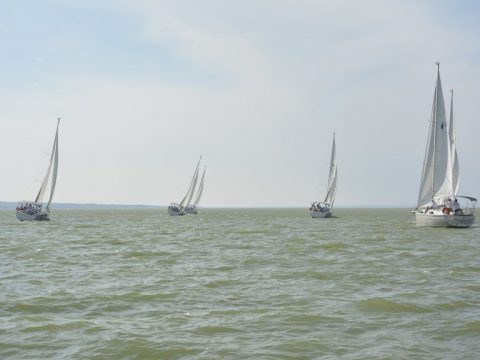 Sailing Balaton with RETTER EVENTS