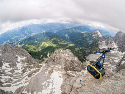 Panoramagondel auf den Dachstein - RETTER EVENTS