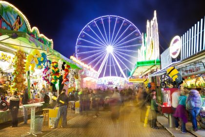 Prater in Wien - RETTER EVENTS