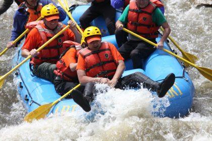 Rafting in Wien mit RETTER EVENTS