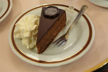Sachertorte - RETTER EVENTS