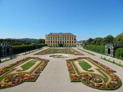 iPad Rallye durch den wunderschönen Garten Schoenbrunn