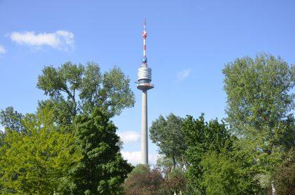 Donauturm in Wien - Firmenveranstaltungen in luftiger Höhe