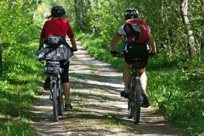 Mit dem Fahrrad durch Güssing - RETTER EVENTS begleitet den Teamtag