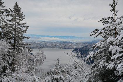 Seenlandschaft im Winter mit RETTER EVENTS erleben
